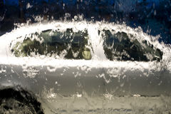 Water And Car Royalty Free Stock Image