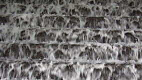 Water cascade Royalty Free Stock Images