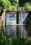 Water cascade Royalty Free Stock Photography