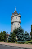 The Water Castle - Castelul de apa, Drobeta Turnu Severin Royalty Free Stock Photo