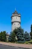 The Water Castle - Castelul de apa, Drobeta Turnu Severin Royalty Free Stock Photo