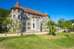 The water castle of Glatt Royalty Free Stock Photography