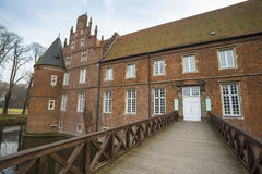 water castle herten germany Stock Photo