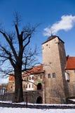 Water castle Kapellendorf Stock Images