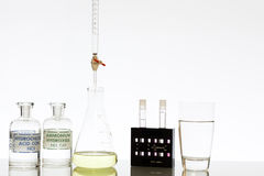 Water Chemistry Royalty Free Stock Photography