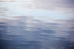 Water circles in the lake Royalty Free Stock Photo