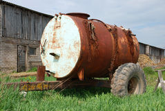 Free Water Cistern Stock Image - 14358261