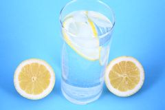 Water citron Stock Photo