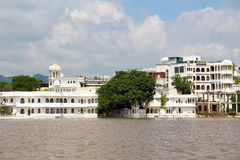 The water city: udaipur Royalty Free Stock Photos