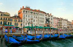 Water city, Venice Stock Photos