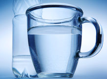 Water with clipping path Stock Images