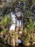 Water clock in villa Borghese, Rome royalty free stock photos