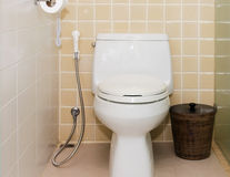 Water closet Royalty Free Stock Images