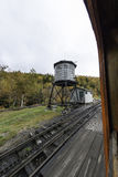 Water for Cog Railway train Stock Images