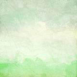 Water Color On Old Paper Texture Royalty Free Stock Photos