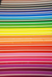 Water color pens background Stock Images