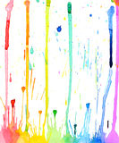 Water color splash background royalty free illustration