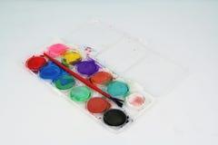 Water colors Stock Photos
