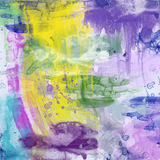 Water colour background Stock Image