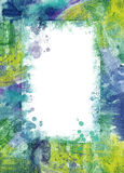 Water colour background Royalty Free Stock Photo