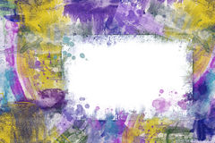 Water colour background Royalty Free Stock Image