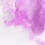 Water colour paint stroke  background Stock Photos