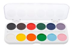 Water-colours Stock Image
