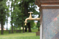 Water, the common good Stock Images