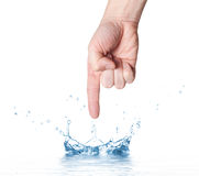 Water concept Royalty Free Stock Image