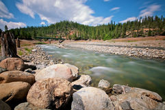 Water Conservation River Royalty Free Stock Photo