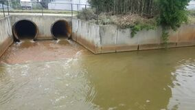 Water consumption. Sewage. Water disposal, storm sewer water disposal. Sewage. sound is on
