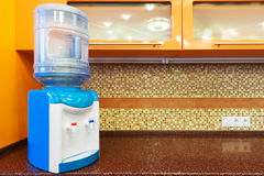 Water cooler Stock Image