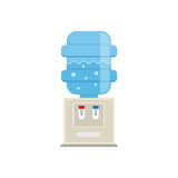 Water cooler icon Stock Images