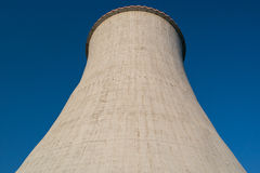Water cooling tower Royalty Free Stock Images