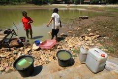 Water crisis Royalty Free Stock Photos