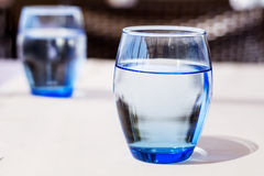 Water cup Royalty Free Stock Photography