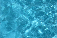 Water current Stock Image
