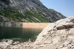 Water dam background Royalty Free Stock Photo