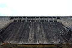 Water dam in Hong Kong Royalty Free Stock Photos
