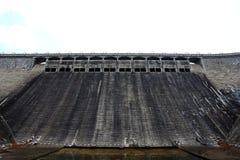 Water dam in Hong Kong royalty free stock photos
