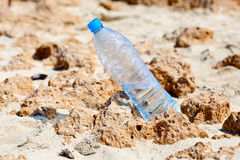 Water in desert Royalty Free Stock Photography