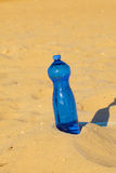 Water in the desert Stock Photography
