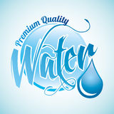 Water design Royalty Free Stock Photography