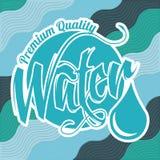 Water design Stock Image
