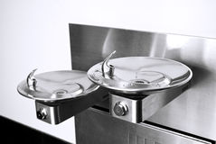 Water dispensers Royalty Free Stock Images