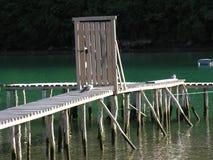 Water, Dock, Bridge, Wood royalty free stock photography