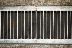 Water drain Stock Photos