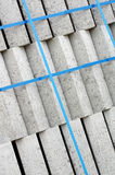 Water drainage  concrete texture Stock Photography