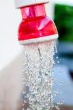 Water draining Royalty Free Stock Image