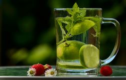 Water, Drink, Detox, Detox Water Stock Photography